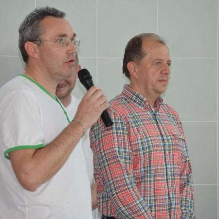 pán Lezo a primátor TN Mgr. Richard Rybníček