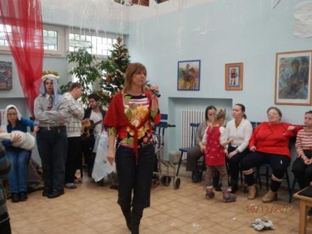 Vianočná besiedka 2012
