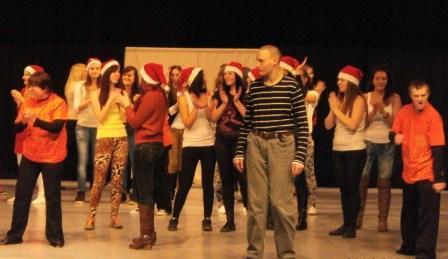 Vianočná akadémia (2012)