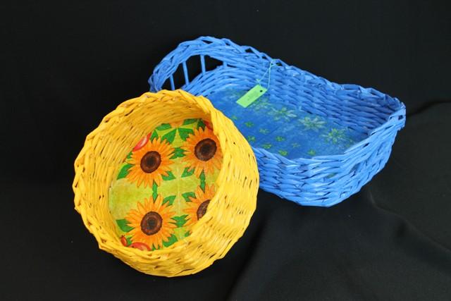 papierové pletenie 2
